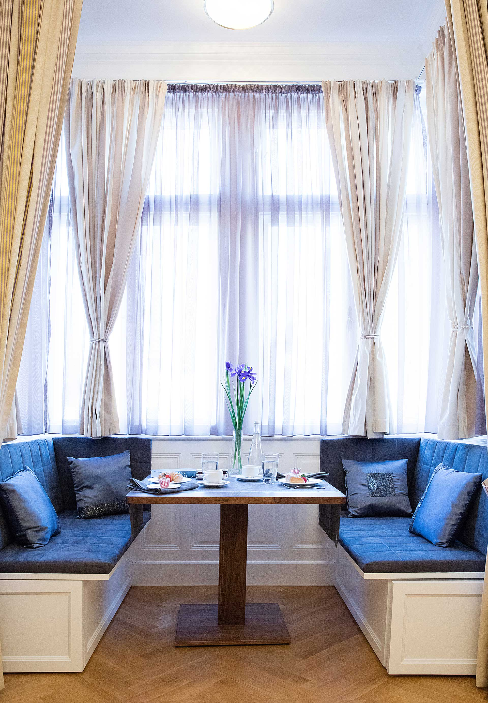 Boutique Apartment Hotel In Vienna -Imperium Residence